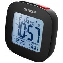 SENCOR SDC 1200 B hodiny s budíkem 35049016