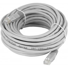 SENCOR SCO 560-100 CAT5e UTP 2xRJ45 Kabel k PC 10m 45010204