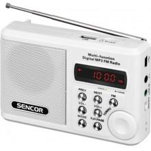 SENCOR SRD 215 W Rádio s USB/MP3 35039902