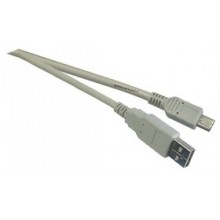 SENCOR USB kabel SCO 501-015 USB A M-miniUSB 5pM P 35020252