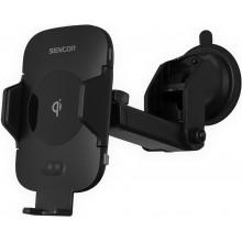 SENCOR SCA MH01 QI Držák s bezdrátovou nabíječkou 30017215