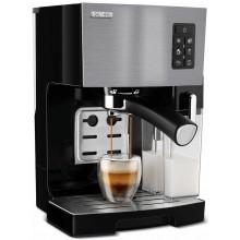 VÝPRODEJ SENCOR SES 4050SS Espresso 41008824 VRÁCENÉ ZBOŽÍ, POŠKOZENÝ OBAL!!!!