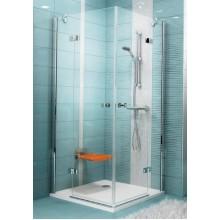 VÝPRODEJ RAVAK SmartLine SMSRV4-80 rohový sprchový kout, chrom+transparent 1SV44A00Z1 BEZ ORIG. OBALU!!!