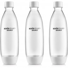 SODASTREAM Lahev SOURCE/PLAY 3Pack 1l bílá 42001086