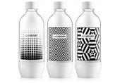 SODASTREAM Lahev TriPack 1l Black&White 42002132