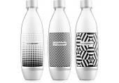 SODASTREAM Lahev TriPack 1l Fuse Black&White 42002133