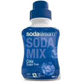 SODASTREAM Sirup Cola Sugar Free(Zero) 500 ml