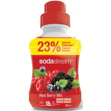 SODASTREAM Sirup Red Berry Velký 750ml 40023018