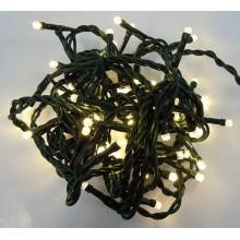 Vánoční osvětlení 180 LED - stálesvítící - TEPLÁ BÍLÁ VS447