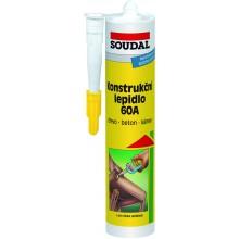 SOUDAL 60A konstrukční lepidlo 310 ml