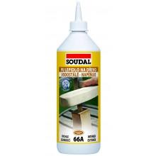 SOUDAL 66A polyuretanové lepidlo na dřevo 750 ml
