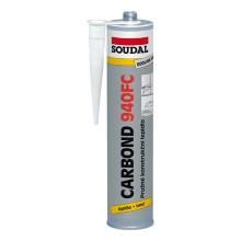 SOUDAL CARBOND 940FC konstrukční lepidlo 310 ml, černá
