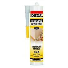 SOUDAL A49 univerzální montážní lepidlo 310 ml
