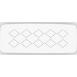 SPIRELLA ALASKA Bezpečnostní podložka 91 x 36 cm white 1070528
