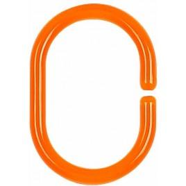 SPIRELLA C-MINOR Kroužky 12 ks clear orange 1009733
