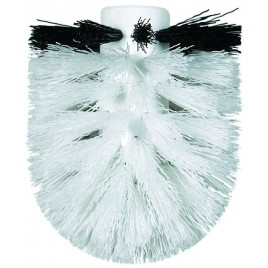 SPIRELLA Náhradní WC štětka bílá/černá 1021464