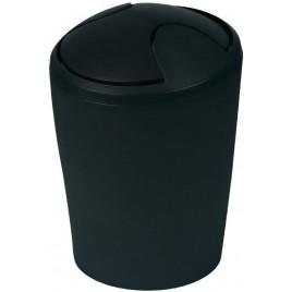 SPIRELLA MOVE Odpadkový koš black 1014954