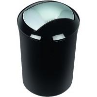 SPIRELLA SYDNEY Odpadkový koš black 1014388