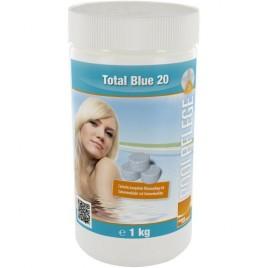 Bazénové tablety - Total Blue 20, 1 kg 070320tk
