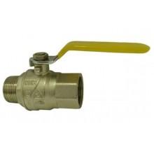 """Plynový kulový kohout 6/4"""", MF 3100, páka, MOP5, 03100641"""