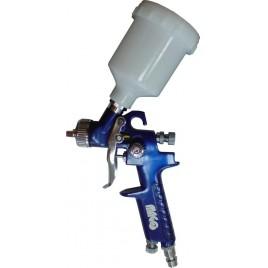 MAGG Stříkací pistole MINI Profi (HVLP), horní plastová nádobka 125 ml, tryska 0,8 mm