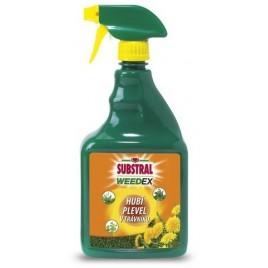 SUBSTRAL Weedex postřikovač 750 ml - selektivní herbicid 1403102
