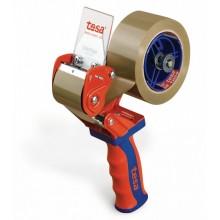TESA Ruční odvíječ balící pásky COMFORT, červeno modrý 06400-00001-02