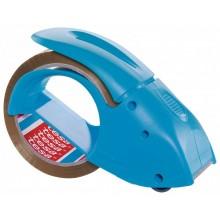 """TESA PACK""""N""""GO Ruční odvíječ balící pásky, včetně pásky, modrá 51112-00000-00"""