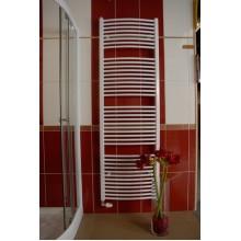 THERMAL TREND Koupelnový radiátor rondo 1320/ 600 bílý KDO6001320