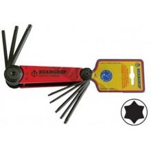 "Beargrip Sada Torx klíčů TX (B9 - 40), série 2692, ""FUTURO"", 111-30530"