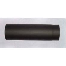 Trubka kouřovodu 125mm/1000mm (1,5) černá