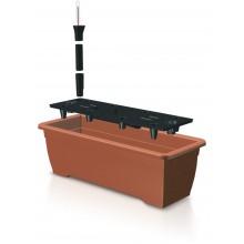 Prosperplast BALCONY CAN Truhlík +zavlažovací systém 50x19x16cm terakota ISBT5CAN
