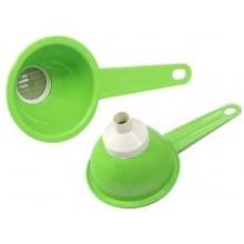 VETRO-PLUS sítko olejové průměr 114 mm zelená 55G138