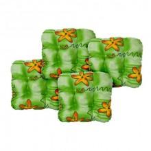 VETRO-PLUS Sada zahradních podsedáků 38 x 38 x 7 cm, 4 ks, mix dekorů 10GP38X384PCS