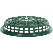 Prosperplast CAGE Víko na zahradní koš 46,5cm, zelená IPKOSZ60