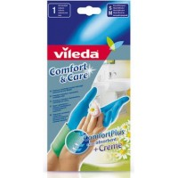 VILEDA Rukavice Comfort & Care S