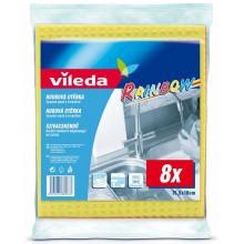 VILEDA Style houbový hadřík 8 ks 148053