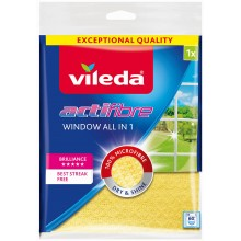 VILEDA Actifibre mikrohadřík na okna 1 ks 151708
