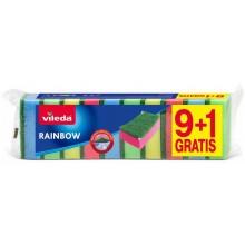 VILEDA Style houbičky 9+1 ks 146920
