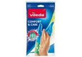 VILEDA Rukavice Comfort & Care L 105387