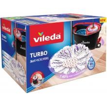 VILEDA TURBO 3w1 Microfibre Rotační mop 167751