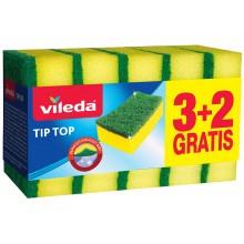 VILEDA Style Tip Top houbička 5ks 106268