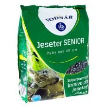 VODNÁŘ Jeseter Senior krmivo, 4kg