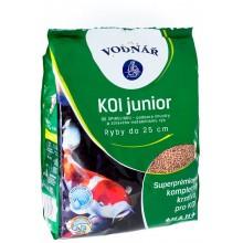 VODNÁŘ Koi Junior krmivo, 0,5kg