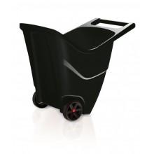 Prosperplast LOAD & GO II 85L Zahradní vozík 97,9x59,5x68,9cm černý IWO85
