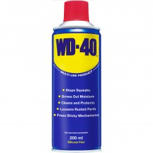 WD-40 SPRAY mazivo 200 ml 2296
