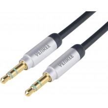 YENKEE YCA 201 BSR kabel AUX M/M 1m kov 35046232