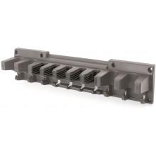 Prosperplast MULTI HOLDER Závěsný držák 59,7x12,8x11,8cm, šedý, IWN2