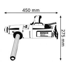 BOSCH GBM 23-2 E vrtačka 0.601.121.608