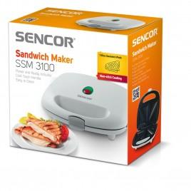 SENCOR SSM 3100 sendvičovač 40027272